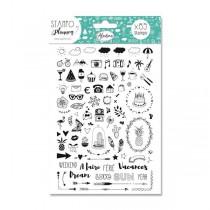 Stampo Planner Aladine - Můj diář 89 ks