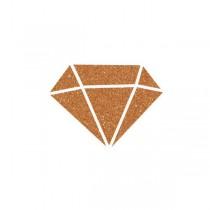 Diamantová barva Aladine Izink měděná