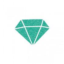 Diamantová barva Aladine Izink tyrkysová