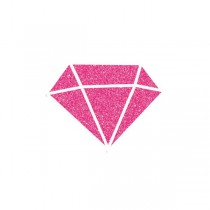Diamantová barva Aladine Izink fuchsiová