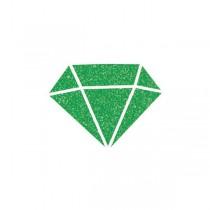 Diamantová barva Aladine Izink zelená