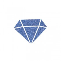 Diamantová barva Aladine Izink modrá