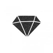 Diamantová barva Aladine Izink černá