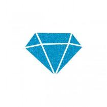 Diamantová barva Aladine Izink karib. modrá