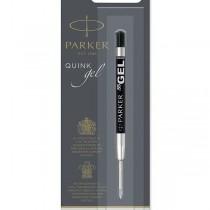 Gelová náplň Parker do kuličkové tužky černá, F