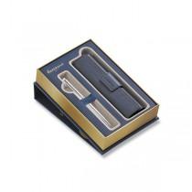 Waterman Hémisphère Stainless Steel CT kuličková tužka, dárková kazeta s pouzdrem
