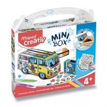 MiniBox Maped Creativ Papírový model karavan