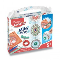 MiniBox Maped Creativ Spirálové kreslení