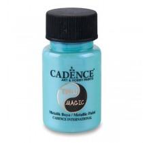 Metalická barva Cadence Twin Magic modrá/zel.