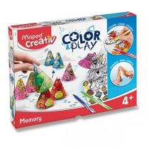 Sada MAPED Creativ Color & Play Paměťová hra