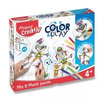 Sada MAPED Creativ Color & Play Mix Skládačka