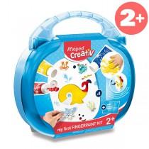 Sada MAPED Creativ Early Age Prstové barvy