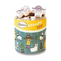Razítka Stampo Scrap Lama