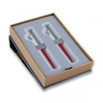 Parker Jotter Kensington Red CT sada kuličková a mechanická tužka
