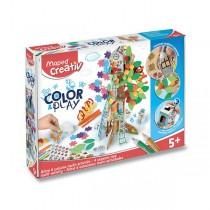 Sada Maped Color & Play Čtyři roční období/Strom