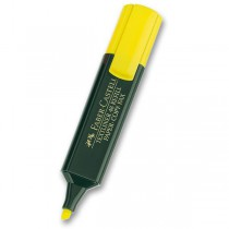 Zvýrazňovač Faber-Castell Textliner 1548 žlutý