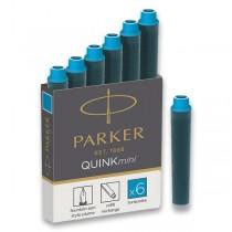 Inkoustové mini bombičky Parker tyrkysové