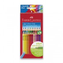 Pastelky Faber-Castell Grip 2001 24 barev