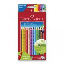 Pastelky Faber-Castell Colour Grip Jumbo 12 barev