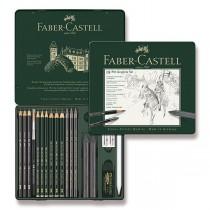 Grafitová tužka Faber-Castell Pitt Graphite sada 19 kusů