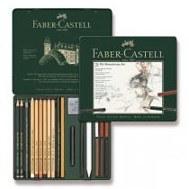 Sada Faber-Castell Pitt Monochrome 21 kusů