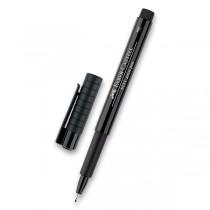 Popisovač Faber-Castell Pitt Artist Pen F, černý
