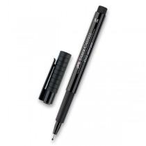 Popisovač Faber-Castell Pitt Artist Pen M, černý