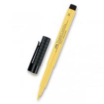 Popisovač Faber-Castell Pitt Artist Pen Brush - žluté a oranžové odstíny 108