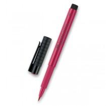 Popisovač Faber-Castell Pitt Artist Pen Brush - červené a růžové odstíny 127