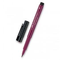 Popisovač Faber-Castell Pitt Artist Pen Brush - červené a růžové odstíny 133