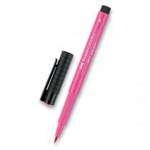 Popisovač Faber-Castell Pitt Artist Pen Brush - červené a růžové odstíny 129