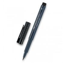 Popisovač Faber-Castell Pitt Artist Pen Brush - modré odstíny 157