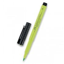 Popisovač Faber-Castell Pitt Artist Pen Brush - zelené odstíny 171