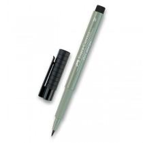 Popisovač Faber-Castell Pitt Artist Pen Brush - zelené odstíny 172
