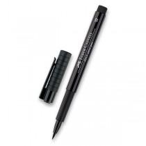 Popisovač Faber-Castell Pitt Artist Pen Brush - černé a šedé odstíny 199
