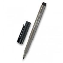 Popisovač Faber-Castell Pitt Artist Pen Brush - černé a šedé odstíny 273
