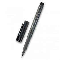 Popisovač Faber-Castell Pitt Artist Pen Brush - černé a šedé odstíny 274
