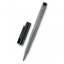 Popisovač Faber-Castell Pitt Artist Pen Brush - černé a šedé odstíny 233