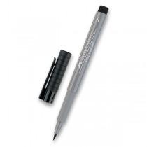 Popisovač Faber-Castell Pitt Artist Pen Brush - černé a šedé odstíny 232