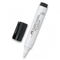 Popisovač Faber-Castell Pitt Artist Pen Big bílý
