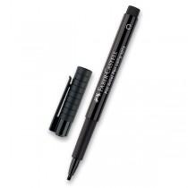 Popisovač Faber-Castell Pitt Artist Pen Calligraphy černý
