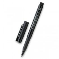 Popisovač Faber-Castell Pitt Artist Pen 1,5 mm, černý