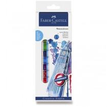 Akvarelové barvy Faber-Castell 12 barev