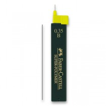 Tuhy Faber-Castell Super-polymer tvrdost B