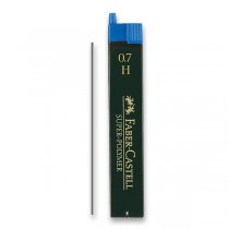 Tuhy Faber-Castell Super-polymer tvrdost H
