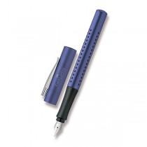 Plnicí pero Faber-Castell Grip 2011 modré