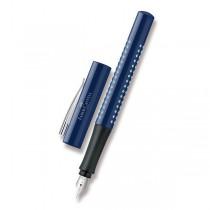 Plnicí pero Faber-Castell Grip 2010 modré