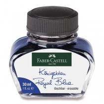 Inkoust Faber-Castell modrý