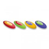 Pryž Faber-Castell Oval mix barev