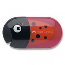 Ořezávátko Faber-Castell Kids beruška